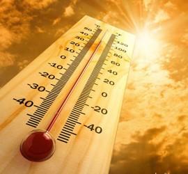 La calor i el Sol